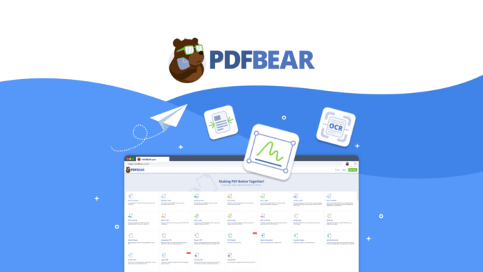 Protect PDF Files with PDFBear's 5 Security Tools